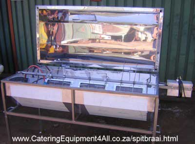 how to make a spit braai motor